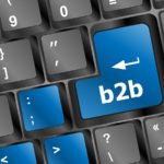 Inbound marketing is also effective for B2B.