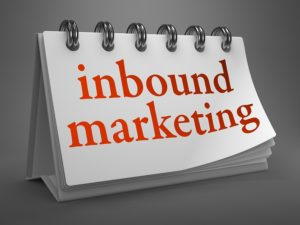 Inbound marketing requires a content writing service.