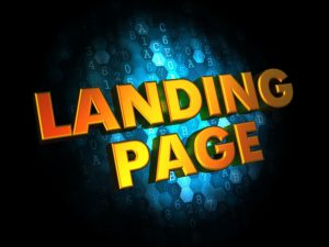 Make a good first impression with landing page copywriting.