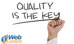 Hire website content writers to maintain quality.