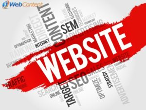 Create quality business website content for a good first impression.