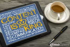 Impress your readers with quality web content.