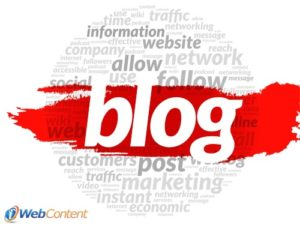 Learn how to sell with your blog content.