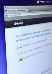 Pay close attention to your LinkedIn business profile.
