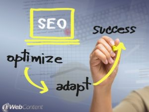 Hire professional content writers to help with your SEO.
