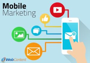 Get help with mobile marketing from content writing services.