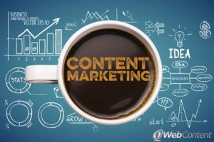 Quality content is key if you want to build your blog audience.
