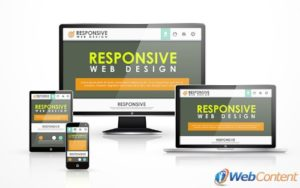 Make use of responsive web design to get results.