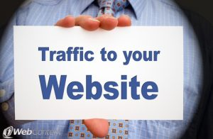 Drive more traffic to your site with the help of content marketers.