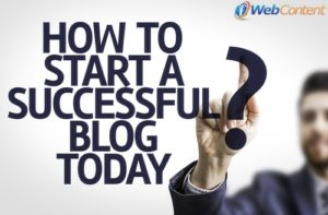 Create a successful blog with a professional article writing service.
