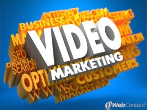 Video marketing can be completed by website content writers.