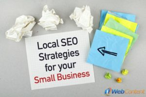 Develop good local SEO strategies with the help of web content writers.
