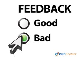 Learn how to respond to negative reviews properly.