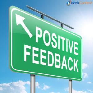 Boost positive feedback with the help of experienced content marketers.
