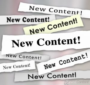 New content and strategic posting for SEO can boost your traffic.