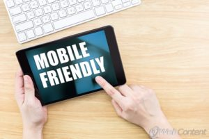 Learn how to create a mobile website design.
