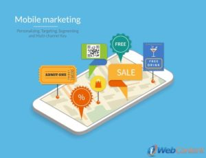 Turn to experienced content marketers for your mobile website.