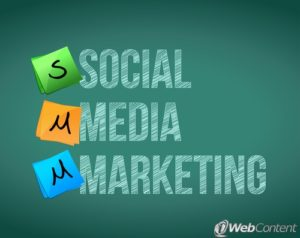 Reach your target audience with the help of a social media marketing consultant.