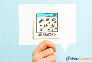 Learn how to harness the power of social media hashtags.