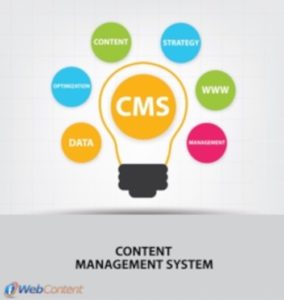 Learn the benefits of a content management system.