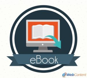 Create eBooks with the help of your content writing company.